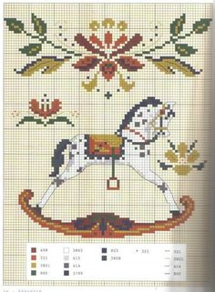 Cross Stitch Sea, Cross Stitch Fairy, Cross Stitch Animals, Cross Stitch Flowers, Cross Stitch Charts, Cross Stitch Patterns, Cross Stitch Christmas Ornaments, Christmas Cross, Cross Stitching