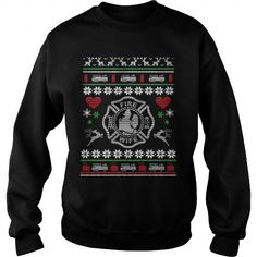 Fire Wife-Ugly Christmas Sweater-Style LIMITED TIME ONLY. ORDER NOW if you like, Item Not Sold Anywhere Else. Amazing for you or gift for your family members and your friends. Thank you! #ugly #t-shirt #shirt