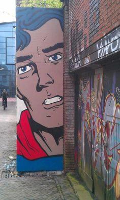 Superman by Roy Schreuder