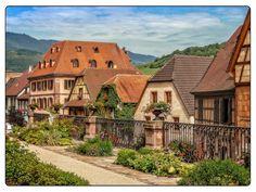 Bergheim, Alsace, France ✯ ωнιмѕу ѕαη∂у