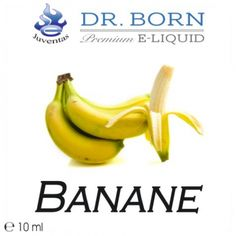 Vapestar - Dr. Born Premium Liquid Banane