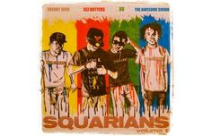 (mixtape) (download) XV & The Squarians - Squarians
