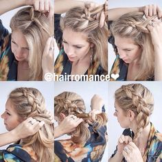 Here's the tutorial for the braid I posted earlier xx