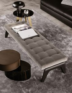 Benches | Seating | Kirk Bench | Minotti | Rodolfo Dordoni. Check it out on Architonic