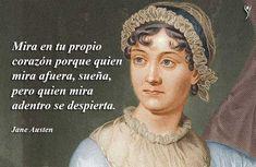 """Jane Austen (1775 – 1817) fue una escritora británica de la época georgiana, conocida por sus novelas de éxito """"Sentido y sensibilidad"""", """"Orgullo y prejuicio"""" y """"Emma""""."""