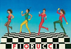 1976 — Fiorucci opens next to Bloomingdale's on East 59th Street in NYC.