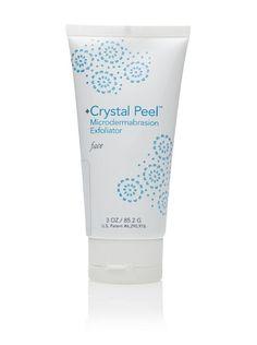 Crystal Peel Microdermabrasion Exfoliator, 3 oz.