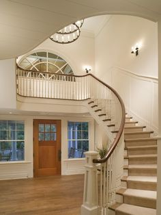 Entry Staircases Design, Pictures, Remodel, Decor and Ideas