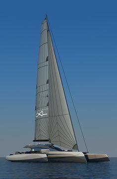 UltraLuxum Carbon Xtra Light. #cxl #yacht #cxlyacht #ultraluxum #ultraluxumcxl