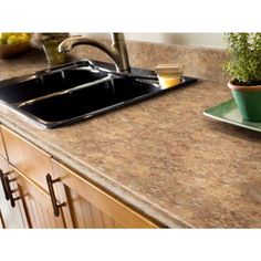 Hampton Bay 10 Ft Valencia Laminate Countertop In Madura