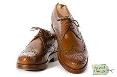 10 grundlegende Schuhpflege Tipps für lange Freude an den hochwertigen Schuhen…