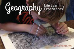 Life Learning Experiences: Geography @EvaVarga.net