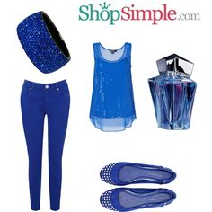 ShopSimple outfit #Summerchick---- Get the top now(US$189.00)--> http://shopsimple.com/f26Zzi Get the jeans now(US$64.00)--> http://shopsimple.com/uaya6f