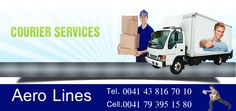 Aerolines - Courier Services