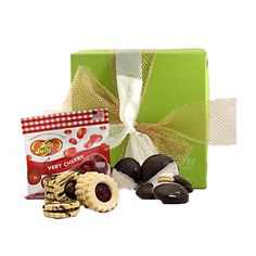 """Congratulations! Gift Pack - Have an occasion coming up? Looking for the perfect way to say """"Congratulations""""? Why not send this delightful Congratulations Gift Box? #GlutenFree #Gifts #GlutenFreeGifts #GiftBox #Congratulations #GlutenFreeGiftBox"""