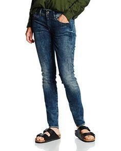 G-Star Jeans Lynn Mid Skinny  [Blu Denim]