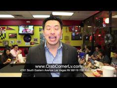 Best Crawfish in Las Vegas; Crab Corner Maryland Seafood House