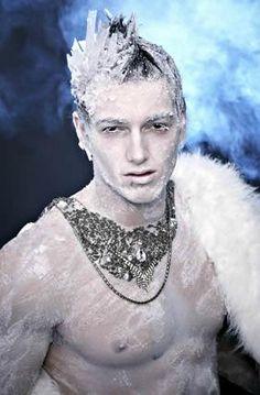 Ice effects makeup by Brian Bond. http://www.brianbond-mua.com/slideshow/portfolio.html