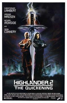 Highlander II: The Quickening (1991) - MovieMeter.nl