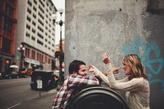Lindsay & Austin // Engaged // Andrea Lindquist