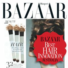 Harper's Bazaar Australia names Color Wow Root Cover Up Best Hair Innovation!