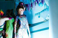Nixi Killick Launch VAMFF by www.prueaja.com Melbourne fashion festival 2014