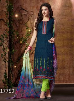 New Indian Dress Pakistani Suit Bollywood Kameez Designer Salwar Anarkali Ethnic #KriyaCreation #Designer