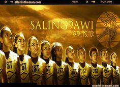 UAAP 76: UST Salinggawi Dance Troupe vows to return glory days | http://www.allanistheman.com/2013/09/UST-Salinggawi-Dance-Troupe-vows-to-return-glory-days.html