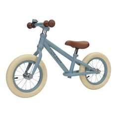 Tricycle, Olives, Balance Bicycle, Rubber Tires, Steel Frame, Olive Green, Dutch, Children, Kids