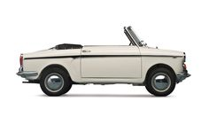 Autobianchi Bianchina Special Cabriolet 1961