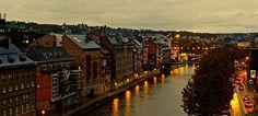 La Sambre - Namur, Belgium by Estefany Beccar on 500px