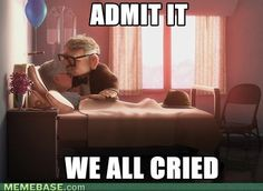 I know I did :(
