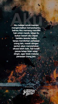 Ujian Itu Pasti, Sabar Itu Pilihan is part of Wisdom quotes - Text Quotes, Quran Quotes, Mood Quotes, Wisdom Quotes, Daily Quotes, Life Quotes, Qoutes, Story Quotes, Islamic Inspirational Quotes