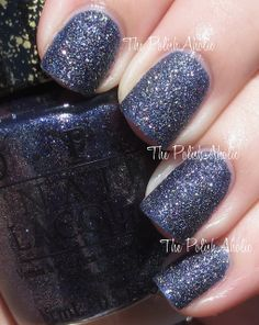 OPI Fall 2013 San Francisco Collection Swatches Alcatraz...rocks is the name of this color.  It is a must have for me!