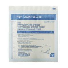 Avant Deluxe Sterile Gauze Sponges | Medline