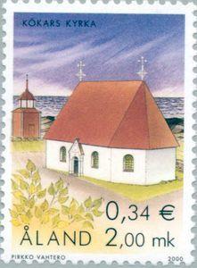 Michel Åla 182 - Church- Kökar