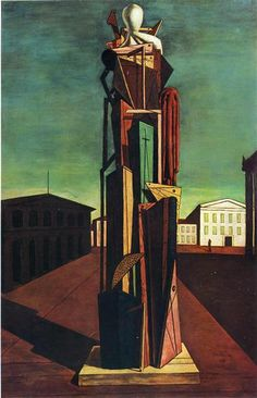 Surrealism and Visionary art: Giorgio de Chirico Italian Painters, Italian Artist, Rene Magritte, Painting Gallery, Art Gallery, Art Visionnaire, Modern Art, Contemporary Art, Traditional Paintings