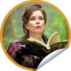 ORIGINALS BY ITALIA's #OnceUponATime: We are Both Sticker | GetGlue