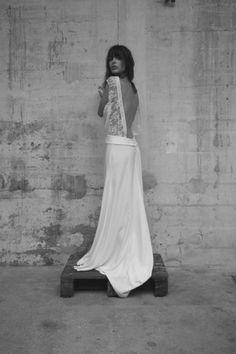 Robe de mariée 2017 Elise Hameau modèle Erin