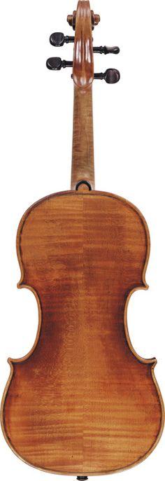 Domenico Montagnana (circa 1740) A Violin Venice , circa 1740 Labelled Domenicus Montagnana Sub Signum Cremonæ Venetia 17**. Length of back: 35.5 cm