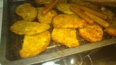 cotolette al forno: niente fritti!!