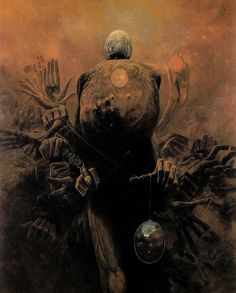 Amazing Art of Zdzislaw Beksinski