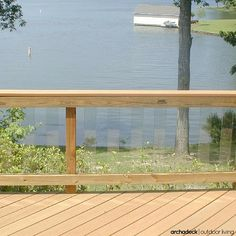 Do you have a fabulous view from your property? Want to accentuate that view? If so, glass might be the best solution for enclosing your deck without visual obstruction. And when it comes to tempered glass rails, there are a couple of options: panels or balusters.