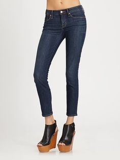 Marc by Marc Jacobs - Lola Crop Jeans