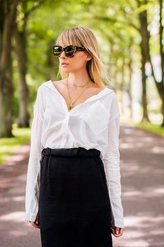 The white shirt | Chaloth