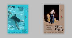 Poster by Tres Tipos Gráficos for Teatro de La Abadía