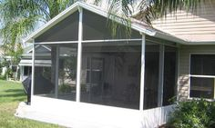 Enhance your home with screen rooms, pool enclosures, and entry doors from Aluminum Contractors serving Lake, Sumter and Marion Counties. Pool Enclosures, Entry Doors, Shed, Rooms, Outdoor Structures, Outdoor Decor, Image, Home Decor, Bedrooms