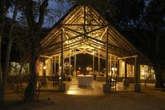 Thornybush Game Lodge in the Limpopo Province is a high-end safari lodge offering exclusive safari accommodation, conference facilities and family activities Beautiful Places To Visit, Cool Places To Visit, South Africa Tours, Private Safari, Game Lodge, Private Games, Game Reserve, Romantic Travel, Lodges