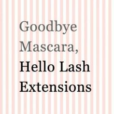 If you're tired of mascara try lash extensions! They eliminate the need for mascara and give length to your eyelashes. Great for special occasions or vacations! Call 585-444-EYES to schedule your lash appointment! #Lashes #EnvisionROC