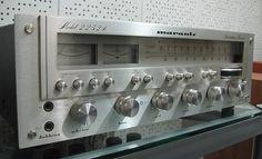 Marantz amplifier & tuner